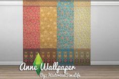 TS4: Anne Wallpaper - History Lover's Sims Blog
