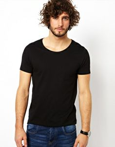 ASOS Scoop Neck T-Shirt