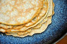 Real Healthy Coconut flour tortilla recipe by realhealthyrecipes