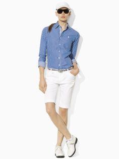Ralph Lauren - $89.50 - Striped Peyton Shirt