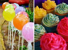 Lolly Pop Balloon Sticks etc