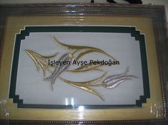 tepsi Embroidery, Frame, Model, Sims, Picture Frame, Needlepoint, Scale Model, Mantle