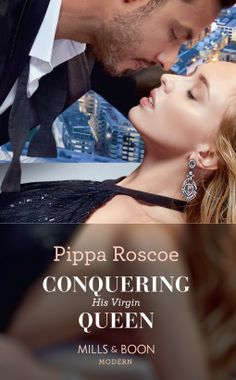 Conquering His Virgin Queen Pippa Roscoe 4*Review