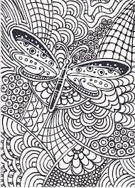 Zentangles are a creative way to relax.