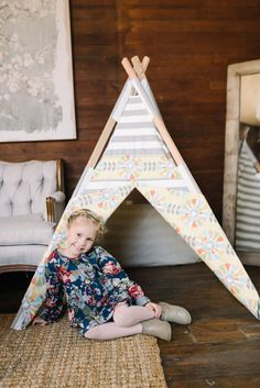 The Emmy teepee by TneesTpees on Etsy