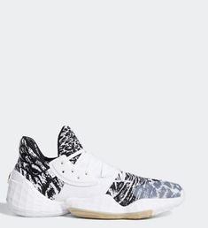 Adidas Men Harden VOL 4 basketball shoes Sneakers White Size Grey Sneakers, Running Sneakers, Casual Sneakers, Adidas Sneakers, Shoes Sneakers, Adidas Nmd R2, Adidas Men, James Harden Shoes, Fashion Shoes