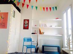 Ganhe uma noite no Cosy studio central Paris (10th) - Apartamentos para Alugar em Paris no Airbnb!