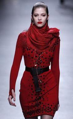 Paris Fashion Week fall 2013: Alexis Mabille - latimes.com