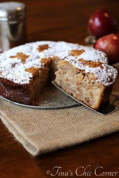 Best Apple Cake ever!
