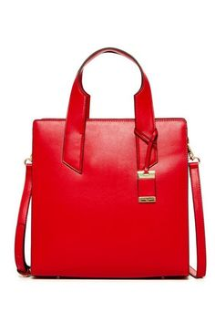 Red Leather Handbags glamhere.com Cute