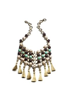 Style.com Accessories Index : fall 2012 : Dannijo