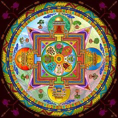 """Résultat de recherche d'images pour """"mandala tibétain"""""""