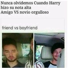 Read 002 from the story Memes de Y Larry. One Direction Humor, One Direction Harry, Ed Sheeran, Larry Stylinson, One Ditection, Larry Shippers, I Hate My Life, Five Guys, Louis And Harry