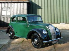 1939 Morris 8 Series E