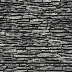 gray stone fireplace remodel pinterest grey stone fireplace stone fireplaces and stone. Black Bedroom Furniture Sets. Home Design Ideas