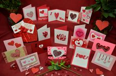 valentines cards | Top 10 Ideas for Valentine's Day Cards | Creative Pop Up Cards