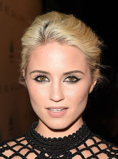 Dianna Agron *those brown eyes*  West Hollywood 23rd October 2014