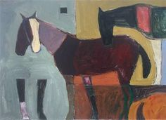 """Saatchi Art Artist laure heinz; Painting, """"Horse Study"""" #art Art Prints, Original Paintings, Heinz, Horse Painting, Art Studies, Painting, Art, Saatchi, Saatchi Art"""