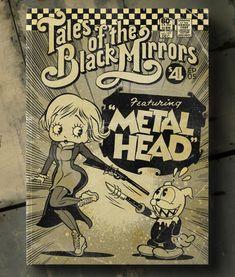 Metalhead © Butcher Billy