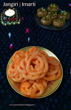 MASTERCHEFMOM: Jangiri | Imarti | How to make Jangiri at home | E...