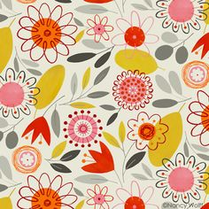 Nancy Wolff - floral