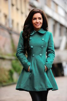 LaDonna Be Elegant Turquoise Coat Fabric Textures, Product Label, Suits You, Size Clothing, Curvy, Turquoise, Elegant, Casual, Blair Waldorf