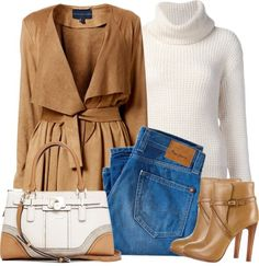 Winter Outfits For Work, Fall Outfits, Fashion Outfits, Classy Outfits, Casual Outfits, Cute Outfits, Diva Fashion, Couture Fashion, Polyvore Outfits