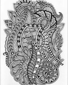 Сегодня нас вдохновляют рисунки Viktoriya Crichton