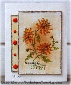 Make Me Happy Greenhouse Card