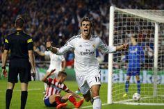 Gareth Bale gol da Virada  UCL FINAL LISBOA X Atleti