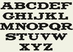 wild west typeface - Google Search