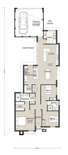 1000 images about floor plans on pinterest condo floor for Large home plans for entertaining
