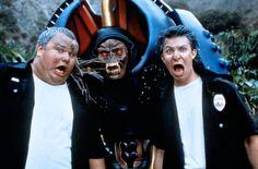 Bulk and Skull meet Rygog, in #Turbo: A Power Rangers Movie.