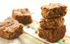 Enjoy this hearty carrot cake for breakfast, a snack or dessert. Serve it warm or at room temperature.