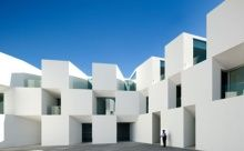 The Nursing home of Aires Mateus Architects through the eyes of Fernando Guerra