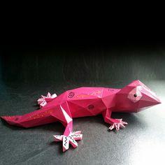 Merci Joanna pour cette superbe photo de ton gecko ❤