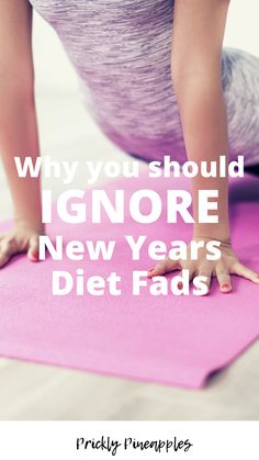 Why you shouldn't buy into New Year diet culture fads Fad Diets, Interview, Culture, News, Stuff To Buy
