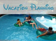 Vacation Planning | HeartWorkOrg.com