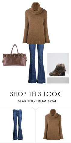 """""""FALL TRAVEL"""" by sunny-sv on Polyvore featuring Dondup, Agnona and MM6 Maison Margiela"""