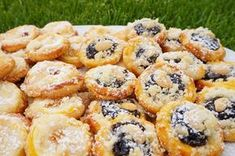 Jitušky kutnohorské koláčky - My site Czech Recipes, Ethnic Recipes, Pink Cookies, Tasty, Yummy Food, Desert Recipes, Quick Easy Meals, Sweet Recipes, Biscuits