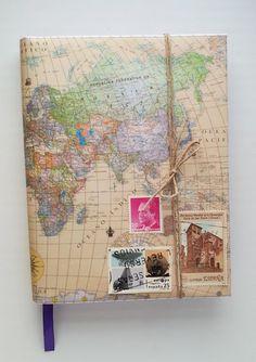 Agenda con mapa