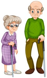 Pin on Family clipart Vieux Couples, Old Couples, Family Clipart, School Clipart, Growing Old Together, Clip Art, Grandma And Grandpa, Grandparents Day, Illustrations And Posters