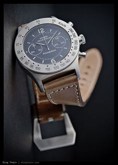 Panerai Mare Nostrum. | Raddest Men's Fashion Looks On The Internet: http://www.raddestlooks.org