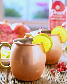 9 Booze-Infused Winter Drink Recipes #recipes #drinks #holidays http://greatist.com/eat/winter-cocktail-recipes