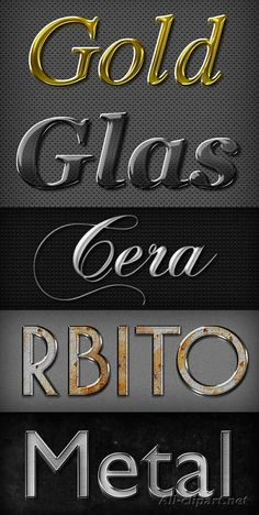 5 awesome text effects