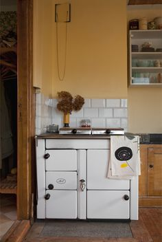 Gorgeous stove - via Fine Little Day