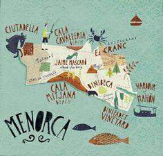Coming up - Menorca