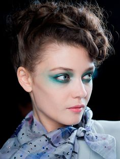 Makeup for mermaids