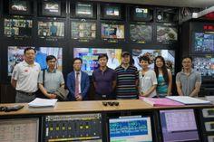 CCTV 제작협력회의 참가자