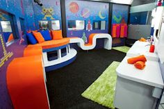 Big Brother 14 Insider: Big Brother 14 House Photos